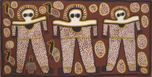 Wandjina Art from Kalumburu2 300x153 image