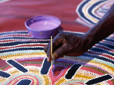 aboriginal painting image