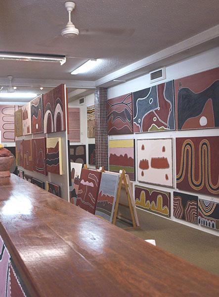 Artlandish Gallery Kununurra Australia