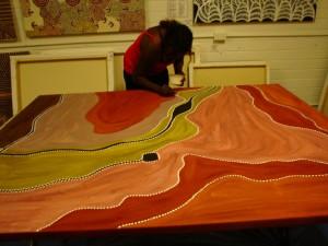 A look at Australian Aboriginal Artists