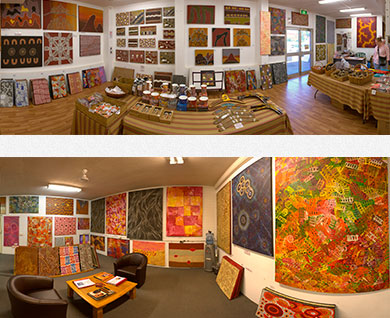 Artlandish Gallery in Kununurra WA